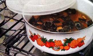 готовить отвар
