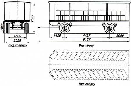 павильон на колесах