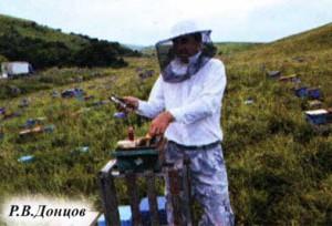 пчеловодческое хозяйство