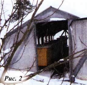 Зимовка в теплице