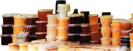 Мед укрепляет здоровье
