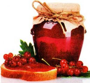 Красную и белую смородину
