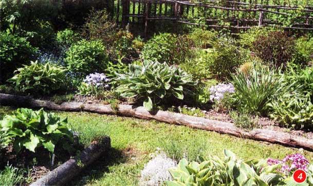 уникальный сад