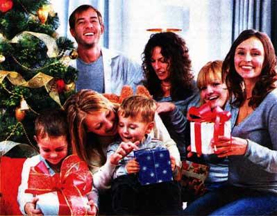 украшение новогоднего праздника