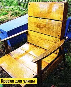 заинтересовало кресло