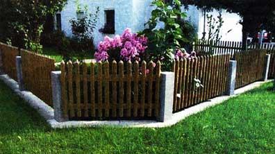 идеальный забор