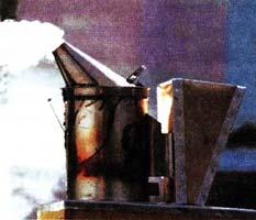 Чем заменить дымарь