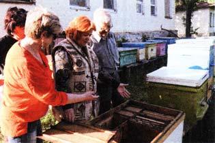повышения квалификации для пчеловодов