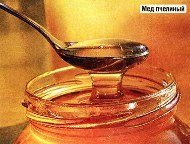 рецепты с использованием меда