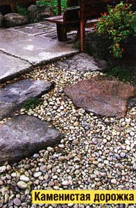 Много здесь и камней