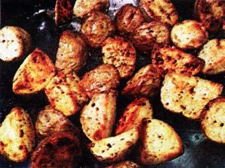Картошечка острая