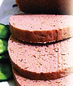 Гороховая колбаса