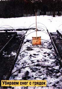 промерзание почвы
