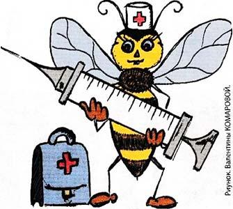 О болезнях пчел и мерах борьбы с ними